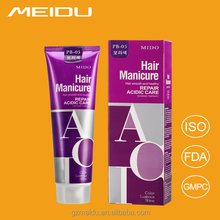220ML Ammonia free salon use semi-permanent hair colour/color