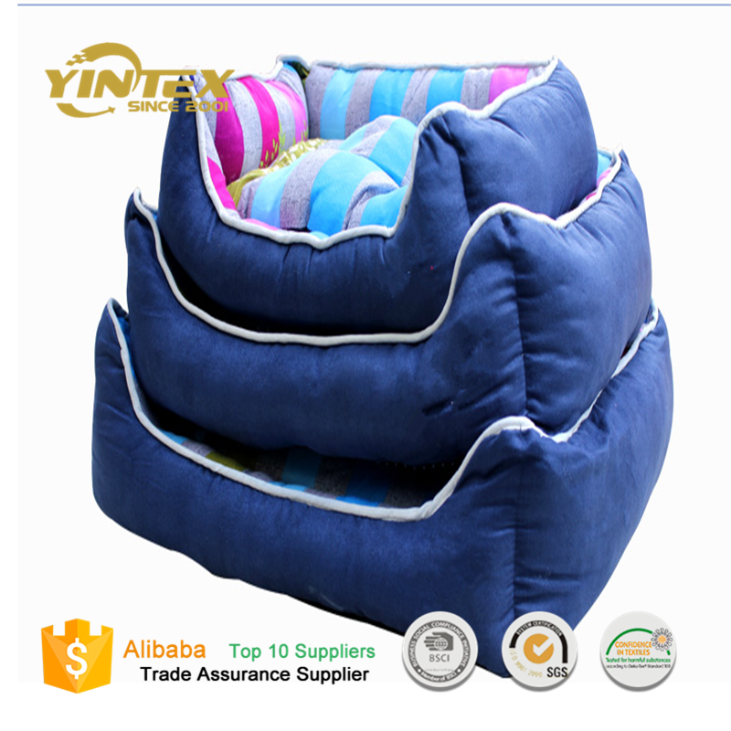 dog beds with removable cushion pet bed cushion waterproof orthopedic dog bed