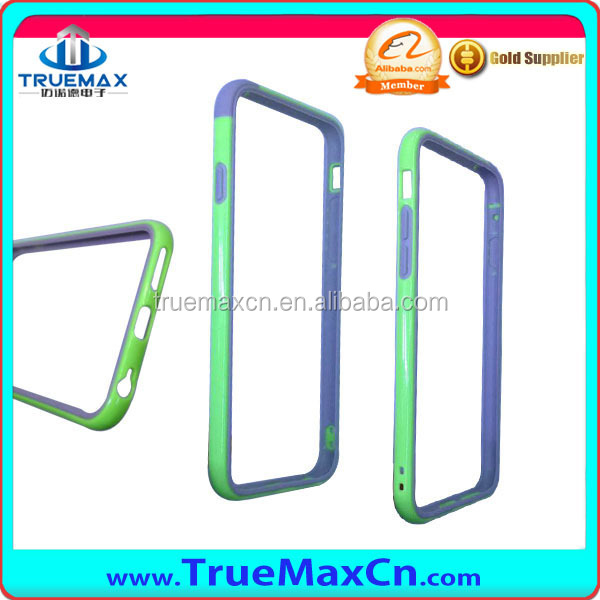 Bumper Phone Case Cover for Apple iPhone 6 TPU bumper, new products for iPhone 6