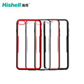 Crystal Clear PC Back Cover Matte TPU Bumper Mobile Matte Case for iphone8
