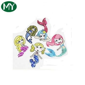 Cheap Fashion Patches Sew on Patch Embroidery Patches Stock Supply