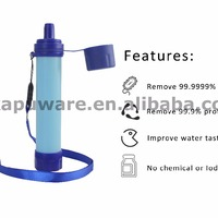 Outdoor Survival Personal Portable Water Filter