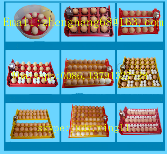 Top quality CE approved hatching equipment full automatic chicken egg incubator/ hot sell used poultry incubator for sale