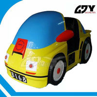 Two seats car rider, popular electronic kiddy rides machine