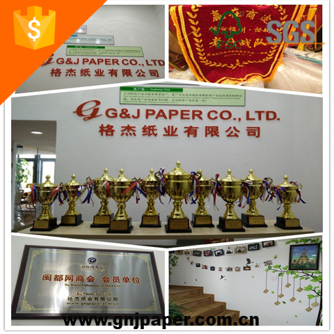 Fast Food Packing MG White Tissue Paper Wrapping