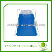 2014 CHEAP PRICES Customized kids wholesale drawstring backpacks