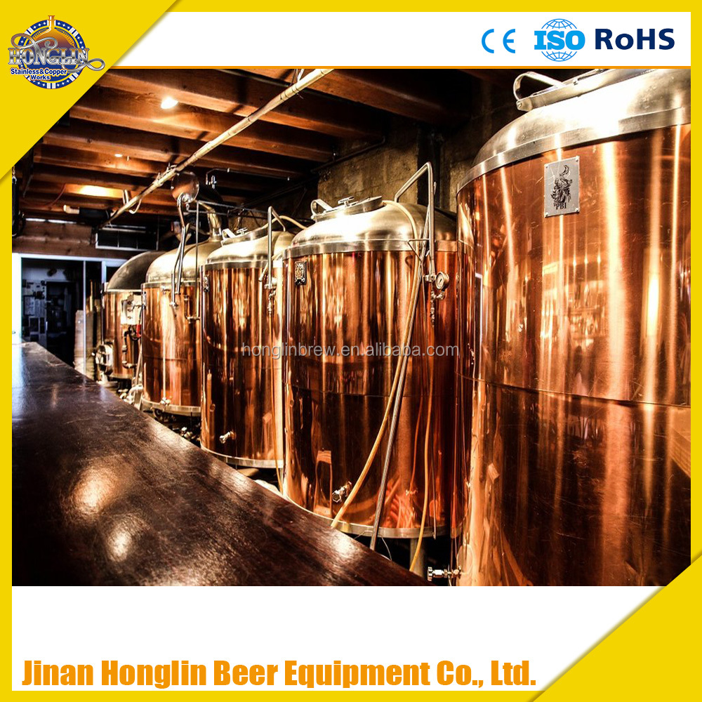 Industrial Machinery Equipment Conical Fermenter Tank micro beer brewery equipment for sale