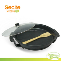 38CM pizza pan Electric Pancake Maker