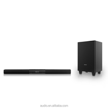 Home theater subwoofer to the optical input tv sound bar speaker from J.SUN