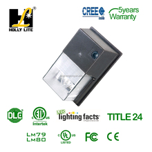 20W LED wall light replace the 70W HPS HID lamps,exterior outdoor wall light with ETL and DLC