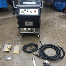 CO2 dry ice blasting cleaning machine