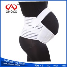 Pregnancy Maternity Band Cotton Abdominal Belly Back Support Strap Belt