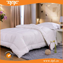 for adult filling 80% duck feather quilt for hotel