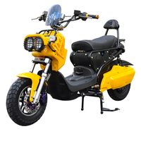 Automatic Full Size Sport Electric Racing Motorcycle