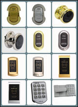 Modern Hotel Must-haves RFID Key System for Room Access Control system
