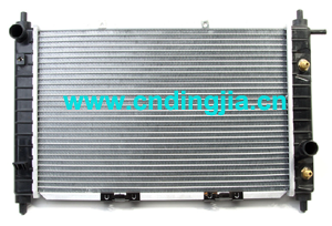 RADIATOR A 96322942 / 60812072 / 5200611 FOR DAEWOO MATIZ 0.8 -1.0