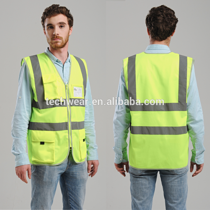 custom printed reflective vests and headlamps Best price high quality