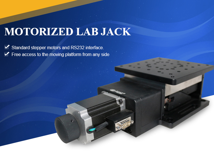 high load customize electric lab jack