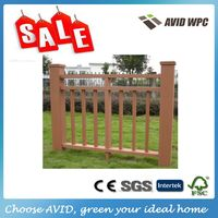WPC outdoor hand railing