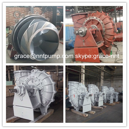 Silicon Carbide Ceramic Flue gas desulfurization slurry pump for industry