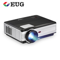 3000 lumens home theater beamer digital 3D 1280x800 LED LCD projector for business education home use