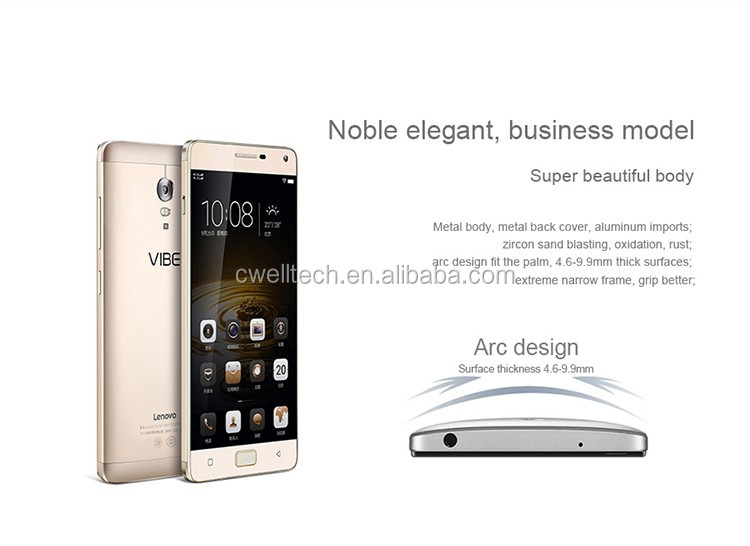 Lenovo Vibe P1 5.5 Inch FHD Screen 5000mAh Big Battery 3GB RAM/16GB ROM Long Standby Smartphone