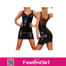 wholesale fast delivery latex leotard