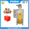 small manufacturing 5-50kg bag Corn Starch automatic auger feeder packaging machine
