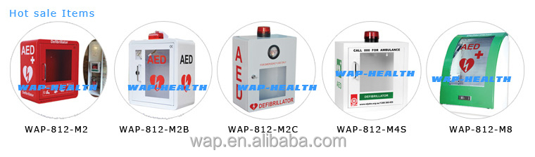 Trade Assurance WAP-health factory direct sale waterproof IP56 first aid cabinet with Heating system