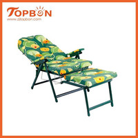 outdoor metal spring chair furniture TB2406 Flower