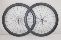 cheap carbon clincher wheels 50mm powerbike 700c road bicycle parts bicycle wheel