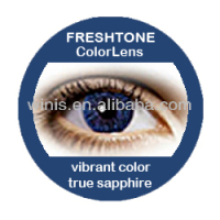 good quality with contact lens case 14.5mm yearly contacts wholesale korea colored lenses