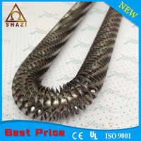 Industrial heating element Electric fin heating tube