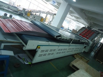 Corrugated Lamination
