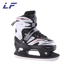 Adjustable Hocky Ice Skates Blade Ice Skating Shoes