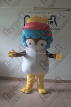 cartoon Sweet tube mascot costumes