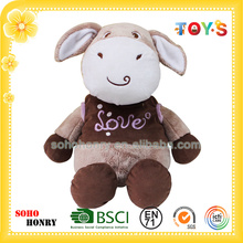 Plush Stuffed Toys of Dancing Donkey Plush Toy