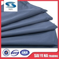 Cotton percale garment factory denim trousers cloth pant fabric