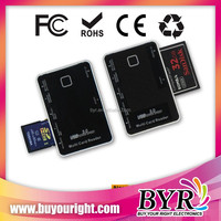 all in one 3.0 card reader M2/TF/XD/SD/CF/MS card reader