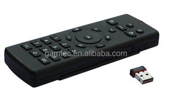 Wireless Multi-function 3 in1 Mini Remote