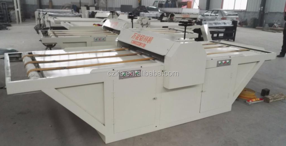 wholesale corrugated cartonboard platform die cutting machine/die cutting paper machine
