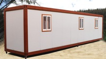 cheap modern prefab stable structure 40ft prefab container homes canada
