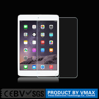 2015 New arrival !! 0.2mm tempered glass screen protector for Apple ipad mini 4 custom screen protector