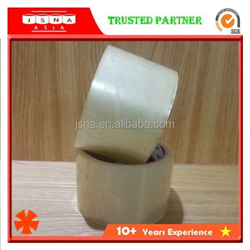 Hot selling clear packing tape