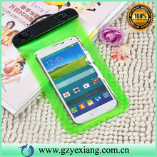 gym exercise phone bag pvc waterproof case for samsung galaxy s4 mini