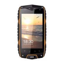 Special offer Outdoor 4.0 inch Android 6.0 AGM A7 rugged phone ip68 waterproof smartphone