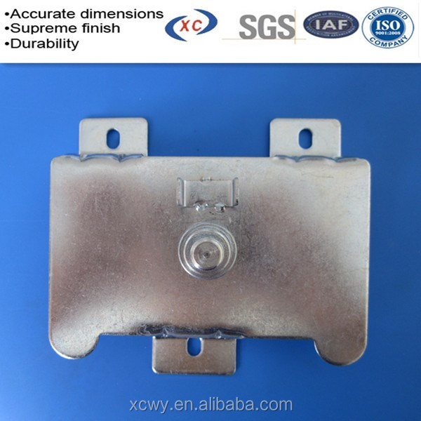Welding aluminum parts aluminum fabricated products