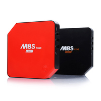 Free Shipping 2gb RAM 8gb ROM M8S Plus S905 Android 5.1 TV Box