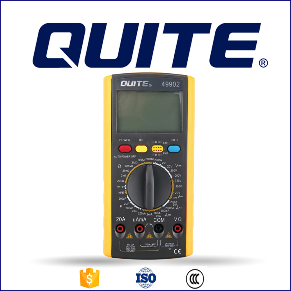Wholesale Competitive Price Digital Multimeter And Voltmeter