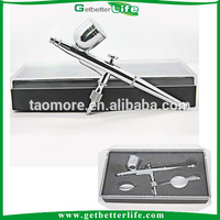 Airbrush for decorating cakes/nail art/makeup, Getbetterlife double action airbrush